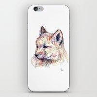 Baby Fox iPhone & iPod Skin