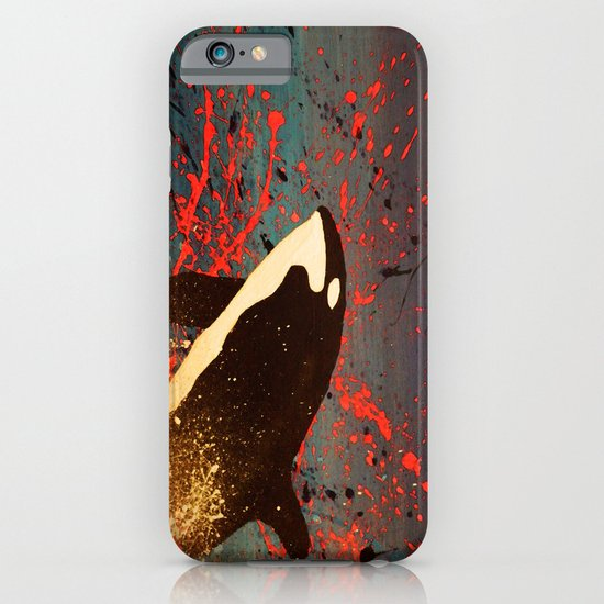 Whale Outbreak iPhone & iPod Case