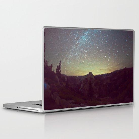 Night Luminescence 1 Laptop & iPad Skin