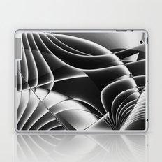 On the planet X (N&B) Laptop & iPad Skin
