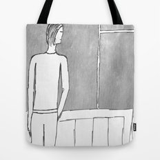 With or without you... Tote Bag