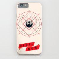 Rebel Now! iPhone 6 Slim Case