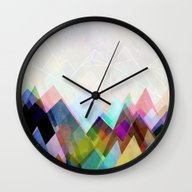 Graphic 104 Wall Clock