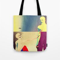 Christ Reveals Himself T… Tote Bag