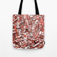 City Machine Tote Bag