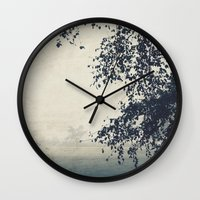 A Lovely Gloom Wall Clock