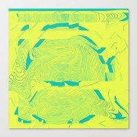 ++ Canvas Print