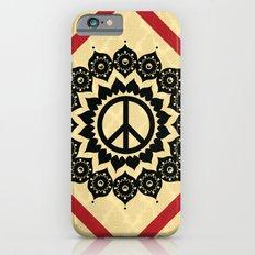 Peace Mandala Slim Case iPhone 6s