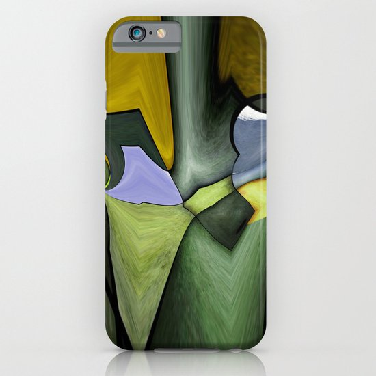 Abstract 4 iPhone & iPod Case