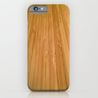 iPhone & iPod Case featuring Bamboo by Olivier P.