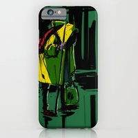 iPhone & iPod Case featuring Backpacker by Maxeroo