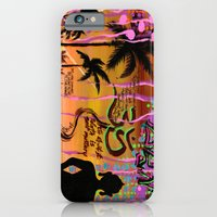 "iPhone & iPod Case featuring ""ZAZEN"" by Sababa Surf"