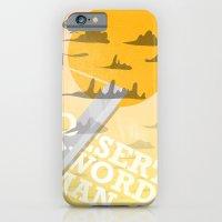 Desert Swordsman iPhone 6 Slim Case