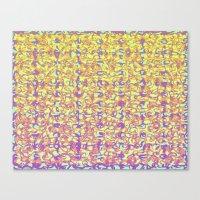 Cutout Manipulation Vers… Canvas Print