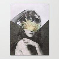 WOMAN 9/30 (2015) Canvas Print