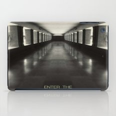 Enter the dark iPad Case
