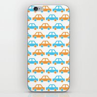 The Essential Patterns of Childhood - Car iPhone & iPod Skin