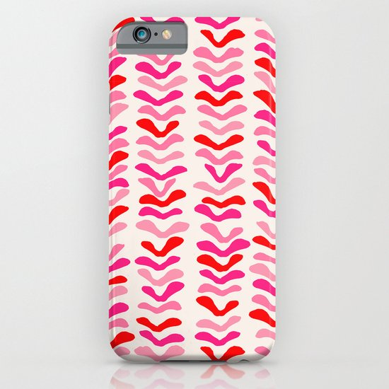 Rhythm Pink iPhone & iPod Case