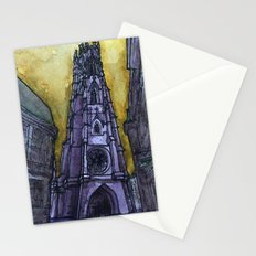 rainy Fribourg Stationery Cards