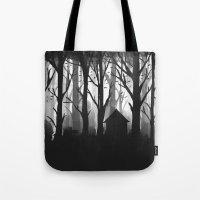 Wild Woods Tote Bag