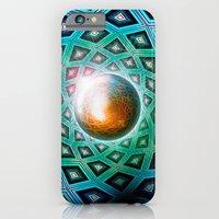 iPhone & iPod Case featuring Nucleus by Peter Gross