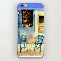 Greek Memories No. 2 iPhone & iPod Skin