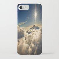 clouds iPhone & iPod Cases featuring clouds by 2sweet4words Designs