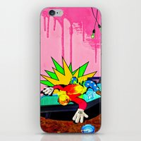 The Visual Existentialist iPhone & iPod Skin