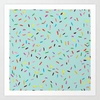 Sprinkle It! Art Print