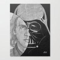 circlefaces Canvas Print