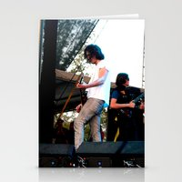 Nick Valensi - The Strokes Stationery Cards