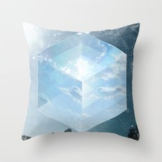 Give it to Me Throw Pillow