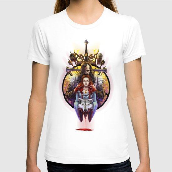 The Blood Maiden T-shirt