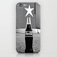 iPhone & iPod Case featuring Star-Lite Coke by Vorona Photography