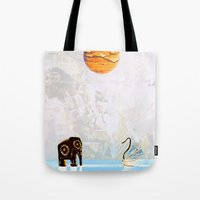 High Noon RendezVous Tote Bag