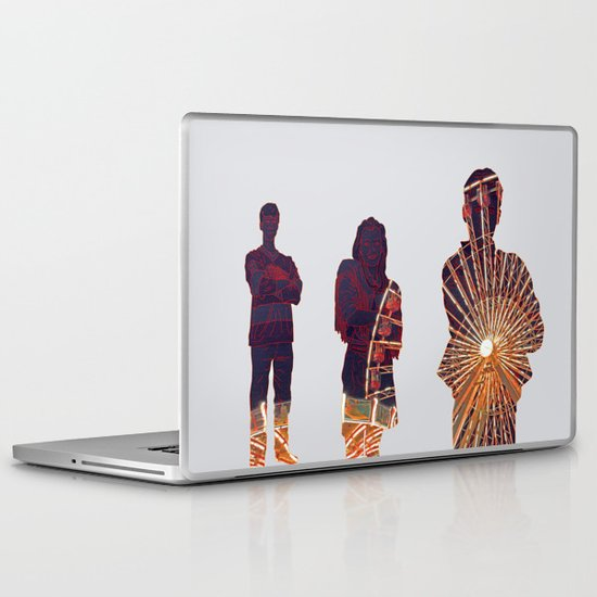 Ferris Laptop & iPad Skin