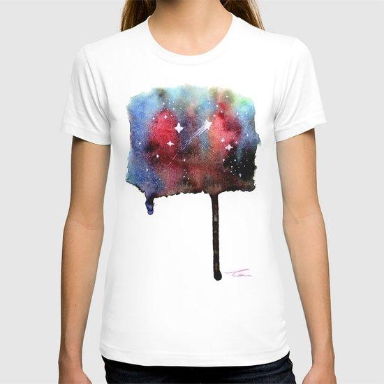 Little Nebula Watercolor T-shirt