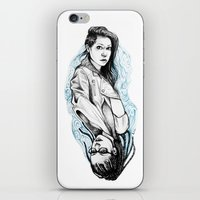 sarah and cosima iPhone & iPod Skin