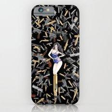 Bullet Girl iPhone 6 Slim Case