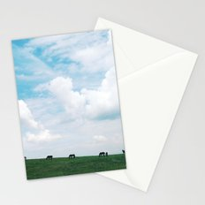 inhale my friend Stationery Cards