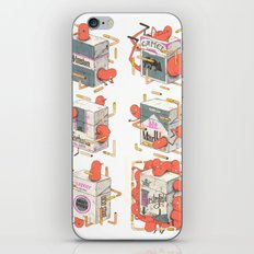 Cigarettes Deluxe iPhone & iPod Skin
