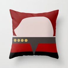 Captian Katherine Janewa… Throw Pillow