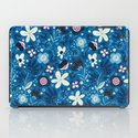 Blue Meadow iPad Case