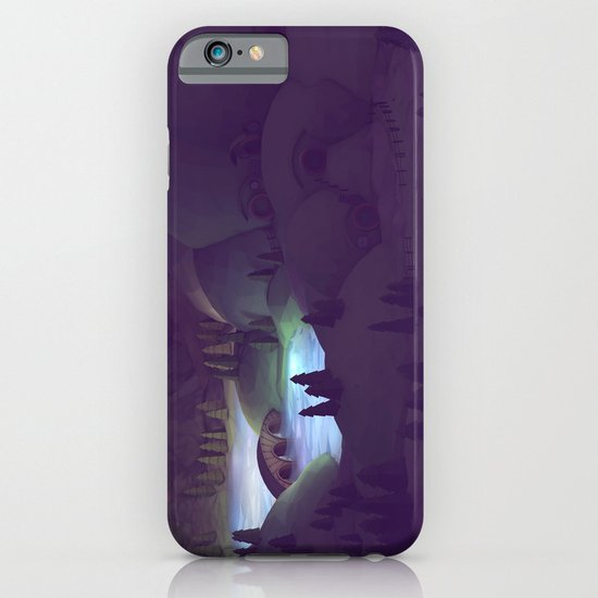 Hobbiton [Night Scene] iPhone & iPod Case