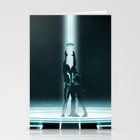 TRON PORTAL Stationery Cards