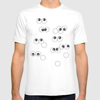 Sightseeing Mens Fitted Tee White SMALL