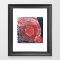 Dreaming Of The Possibil… Framed Art Print