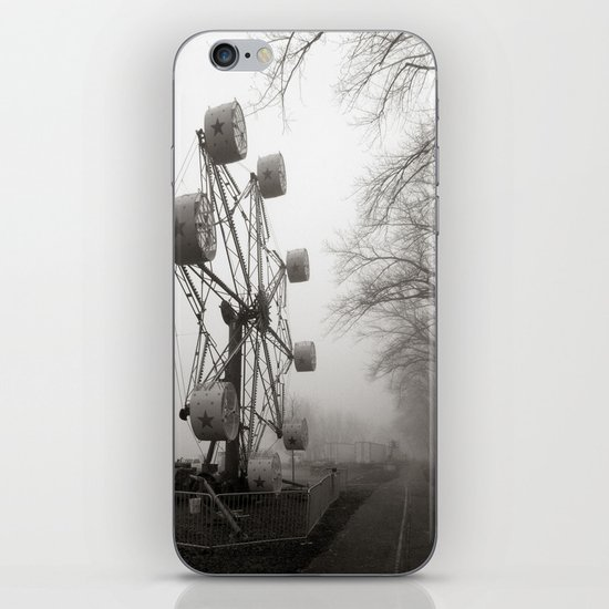 Amusements on the Road of Life iPhone & iPod Skin