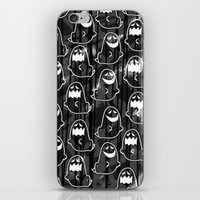 Ghost iPhone & iPod Skin