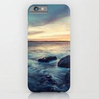 Sunset on the Breakwater iPhone 6 Slim Case